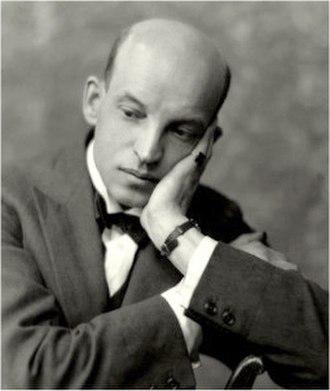 Theodore Komisarjevsky - Komisarjevsky, c. 1930