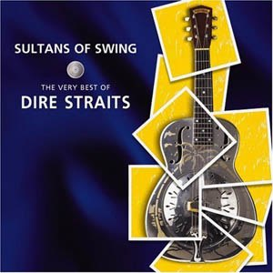 Sultans of Swing: The Very Best of Dire Straits - Image: Theverybestofdirestr aits