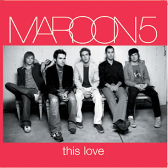 This Love (Maroon 5 song) - Image: This Love cover