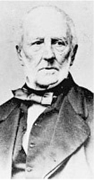Thomas Gilbert (pioneer) - Thomas Gilbert