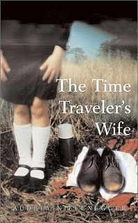 <i>The Time Travelers Wife</i> novel by Audrey Niffenegger