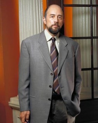 Toby Ziegler - Richard Schiff as Toby Ziegler