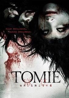 <i>Tomie Unlimited</i> 2011 film by Noboru Iguchi