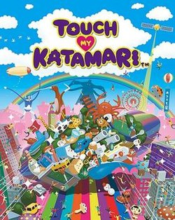 Touch My Katamari cover.jpg