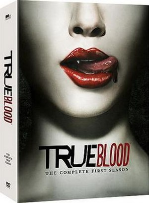 True Blood (season 1) - Image: True Blood Season 1 DVD Cover