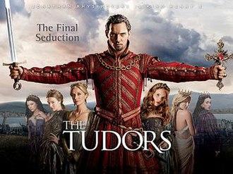 The Tudors - Image: Tudors Promo 4 2