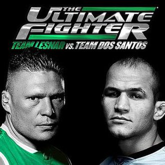 The Ultimate Fighter: Team Lesnar vs. Team dos Santos - Image: Tuf 13