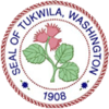 Official seal of Tukwila, Washington
