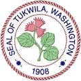 Official seal of Tukwila, Washington