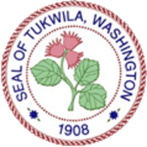 Tukwila, Washington - Image: Tukwila Washington Seal