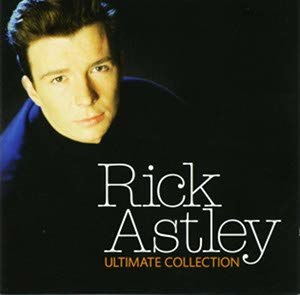 Ultimate Collection (Rick Astley album) - Image: Ultimate Rick