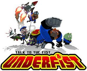 Underfist: Halloween Bash - Image: Underfist Halloween Bash