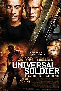 <i>Universal Soldier: Day of Reckoning</i>