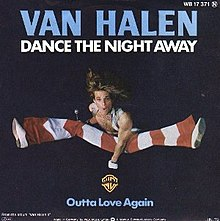 Van Halen - Dance the Night Away.jpg