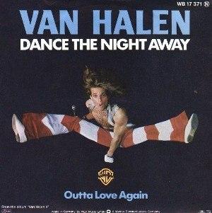 Dance the Night Away (Van Halen song) - Image: Van Halen Dance the Night Away