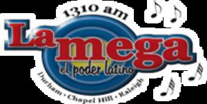 WTIK - Image: WTIK La Mega 1310 logo