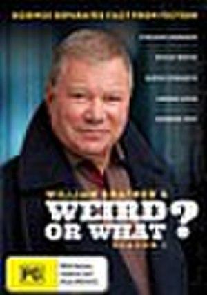 Weird or What? - Season 1 DVD cover