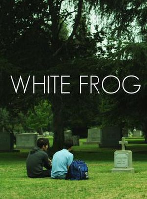 White Frog - Cover Art