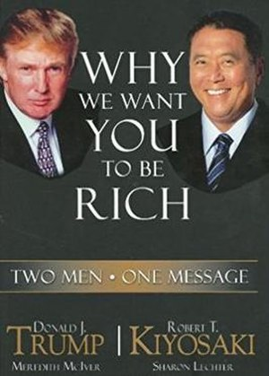 Why We Want You to Be Rich - Book cover