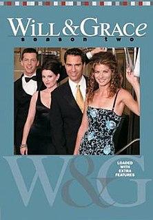 <i>Will & Grace</i> (season 2) Season of television series