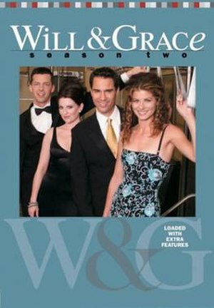 Will & Grace (season 2) - Image: Will & Grace Season 2