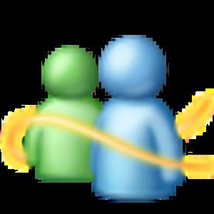 Windows Live Web Messenger - Image: Windows Live Messenger icon