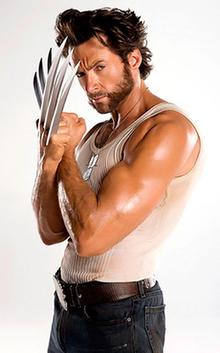 Wolverine Mutton Chops Beard Style