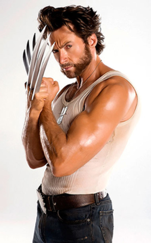 Wolverine in other media - Wolverine, played by Hugh Jackman, has appeared in nine installments of the X-Men film series.