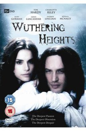 Wuthering Heights (2009 TV serial) - Image: Wuthering Heights ITVDVD