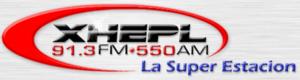 XHEPL-FM - Image: XHEPL La Super Estacion logo