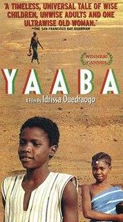<i>Yaaba</i> 1989 film directed by Idrissa Ouedraogo