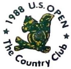 1988 U.S. Open (golf) - Image: 1988Open Logo