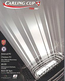 2007 Football League Cup Final programme.jpg