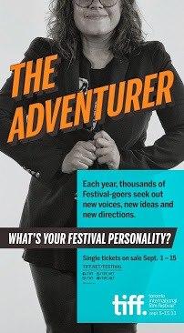 2013 Toronto International Film Festival poster