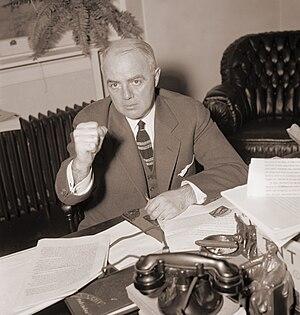 J. Parnell Thomas - Thomas in January 1939