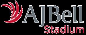 AJ Bell Stadium - Image: AJ Bell Stadium logo