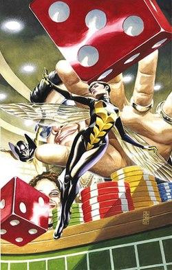 Wasp (comics) - Wikipedia