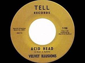 Acid Head - Image: Acid Head single