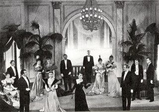 <i>After the Ball</i> (musical) musical