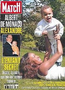 Paris-Match magazine