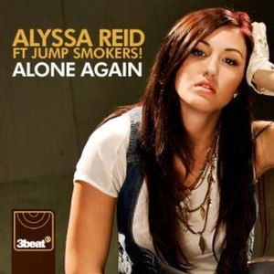 Alone Again (Alyssa Reid song) - Image: Alone Again UK