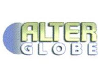 Alter Channel - Alter Globe logo.