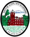 Official seal of Alton, New Hampshire