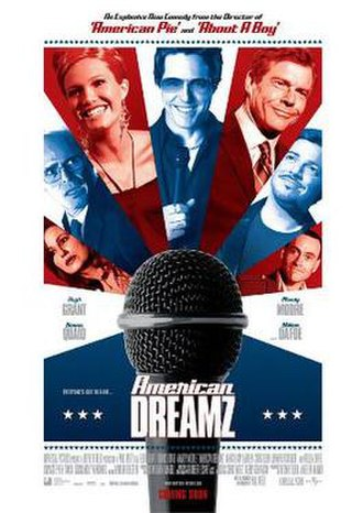 American Dreamz - Theatrical release poster