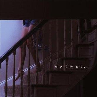 Animals (EP) - Image: Animals ep cover
