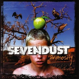 Animosity (Sevendust album) - Image: Animosity Cover