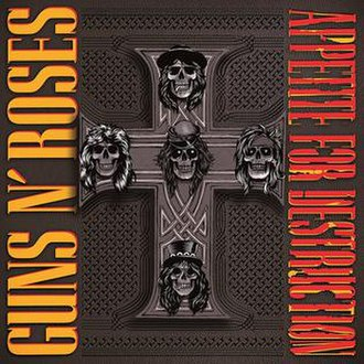 Appetite for Destruction - Image: Appeite remastered