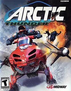 <i>Arctic Thunder</i> 2001 video game