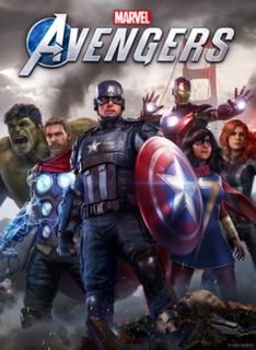 <i>Marvels Avengers</i> (video game) 2020 video game