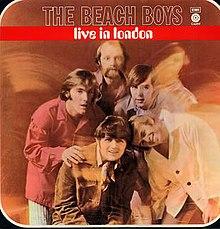Live Al By The Beach Boys
